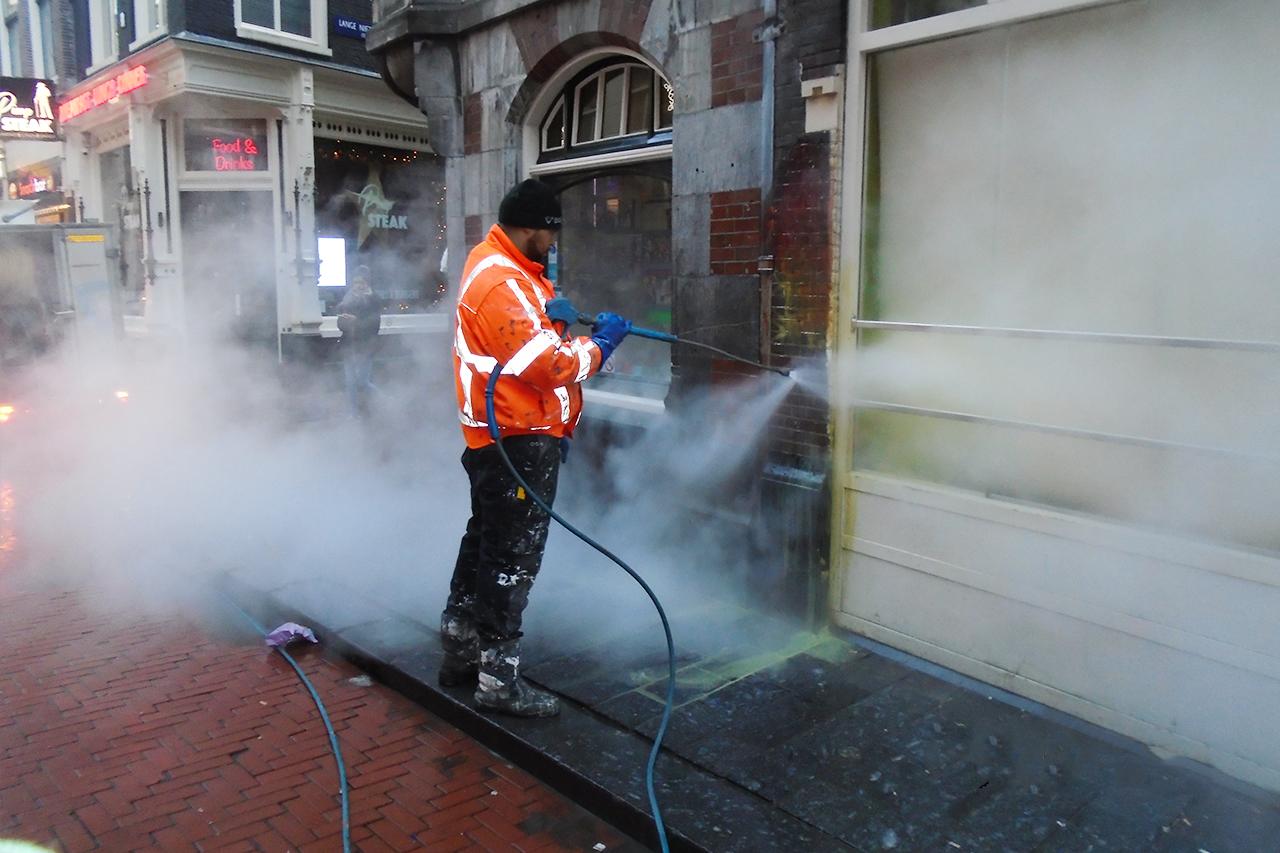Specialistische reiniging omgeving Amsterdam