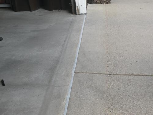 Voegafdichting vloer beton