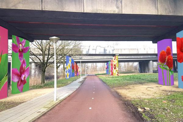 anti-graffiti coating voor kunstwerken